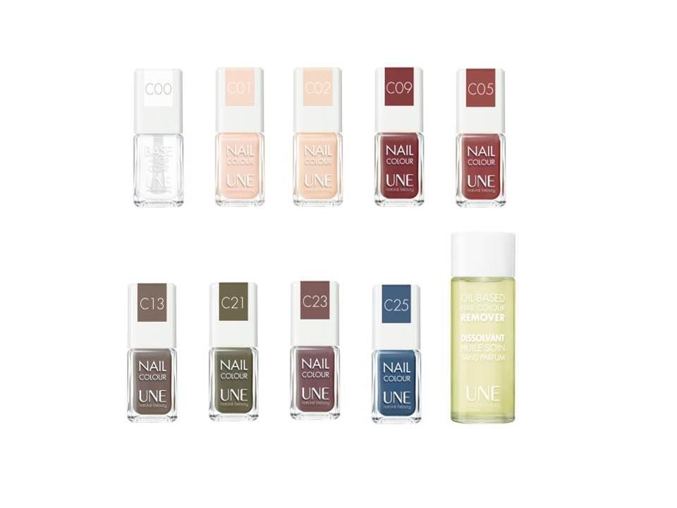 Visuel gamme Nail Colour UNE